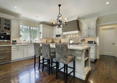 Clean Modern Kitchen Interior Design