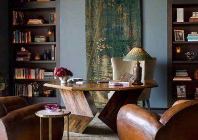 Elegant Office Room Style